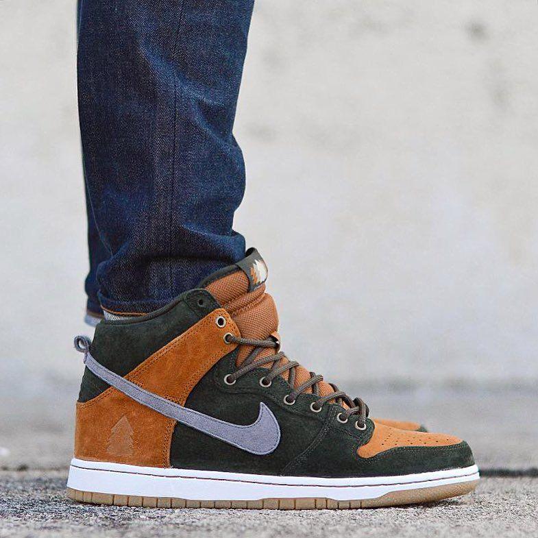 sports shoes 22040 d2e39 Nike Dunk High Premium SB