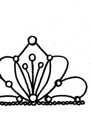 Royal Icing Tiara Patterns Top Cake Central