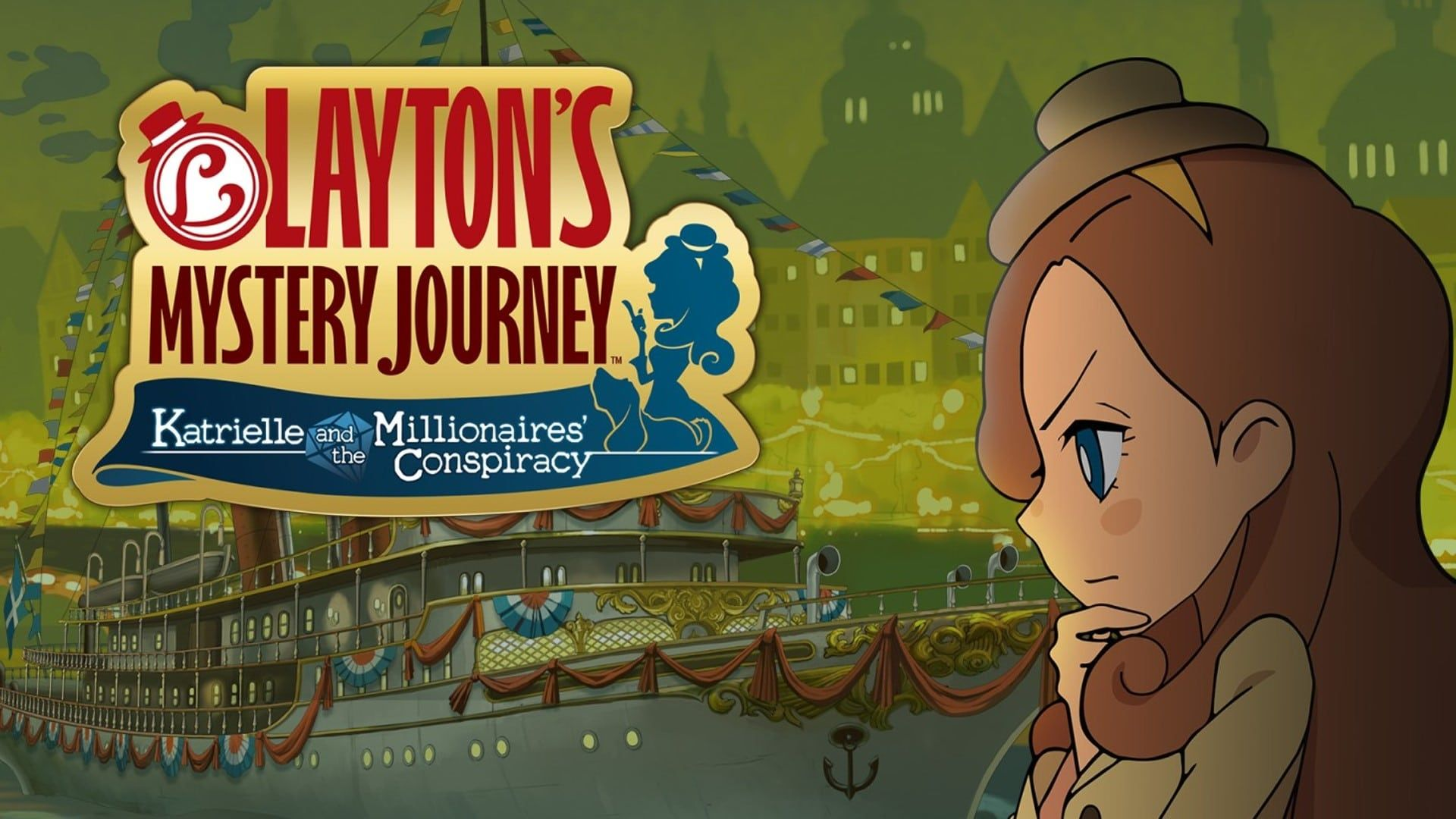 Footage Layton's Mystery Journey Katrielle and the