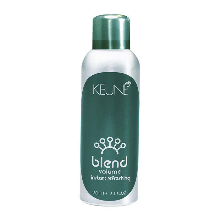 Keune Blend Instant Refreshing - Shampoo à Seco 150ml  Shampoo a seco que absorve a oleosidade dos fios e um finalizador que cria volume e a...