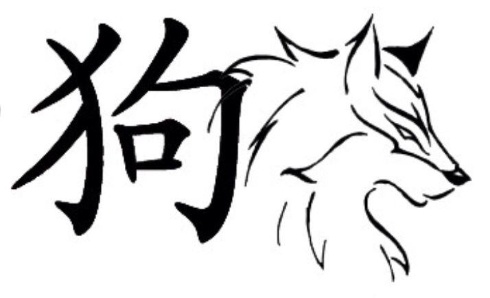 Chinese Dog Zodiac Im Looking At This One For My Right Ankle