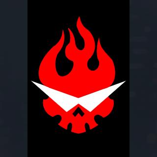 Symbol Of Team Dai Gurren Gurren Lagann Symbols Superhero Logos
