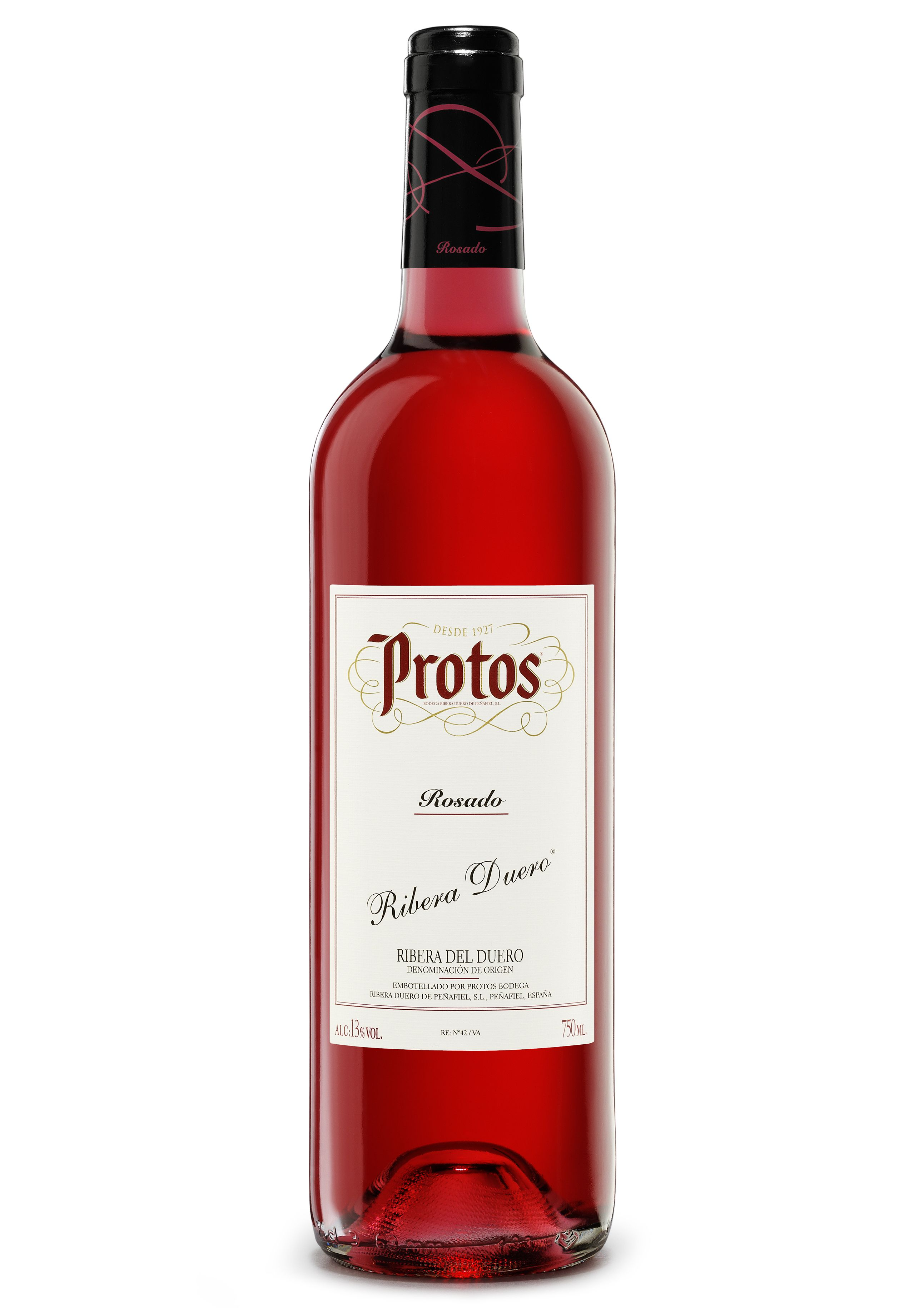 Protos Rosado Wine Spain Vinos Maximum Rosado Wine Vinhos Vinhos