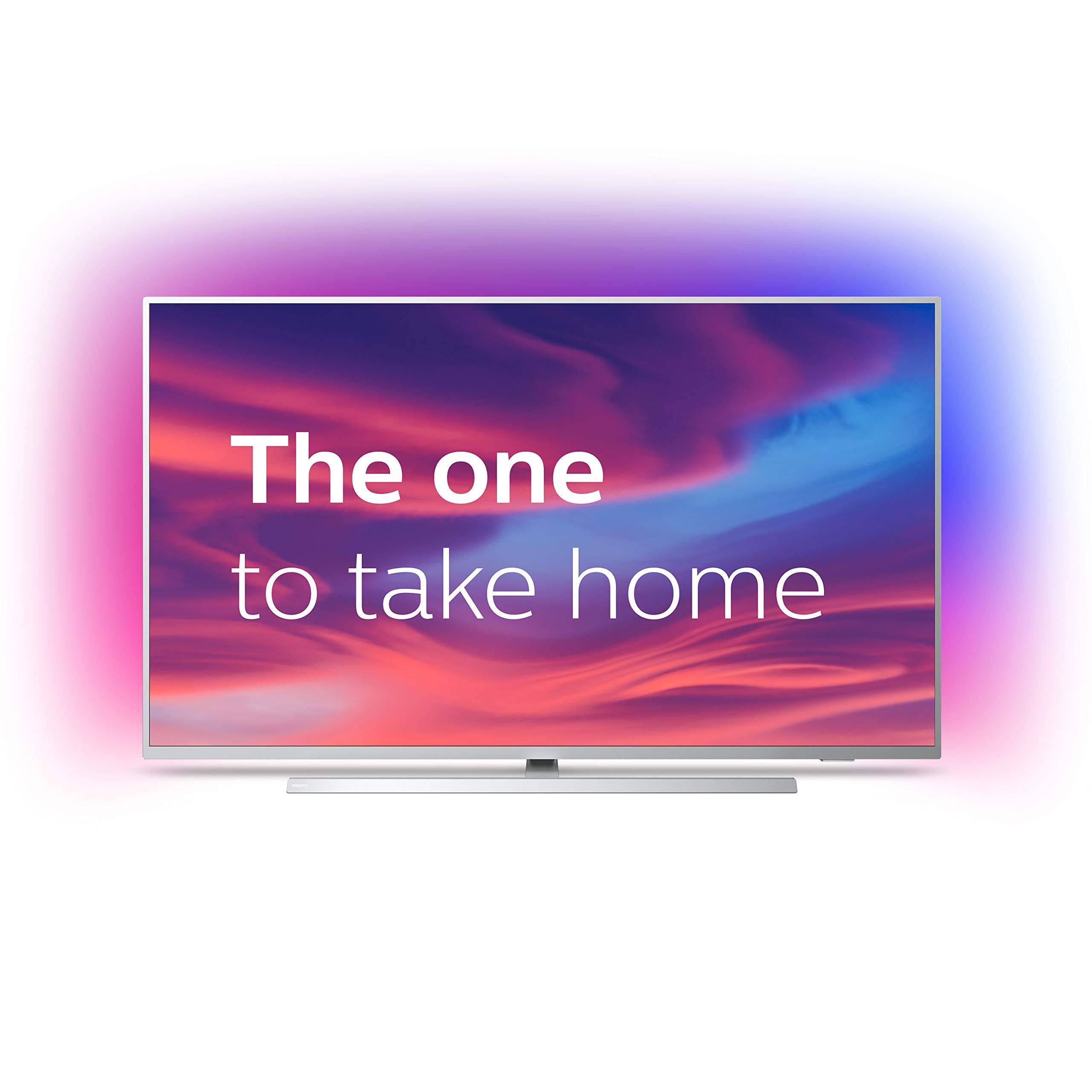 Philips Ambilight 65pus7304 12 Fernseher 164 Cm 65 Zoll Smart Tv 4k Uhd Dolby Vision Dolby Atmos Hdr 10 Android Tv Google As In 2020 Fernseher Android Tv Zoll