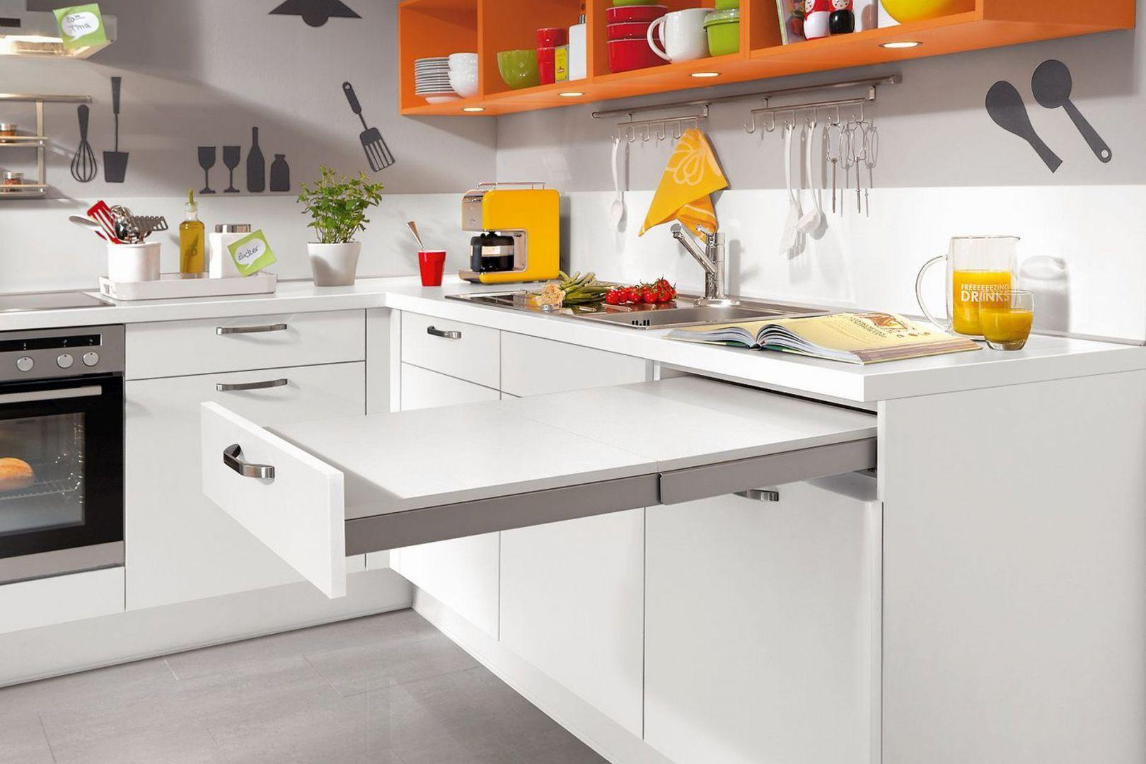 Wysuwany Blat Ktory Kitchen Room Design Kitchen Cabinet Design Kitchen Interior