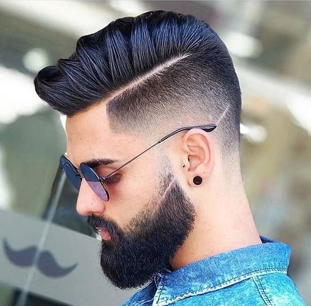 Style Hair 2018 Hair And Beard Styles Beard Hairstyle Men Haircut Styles