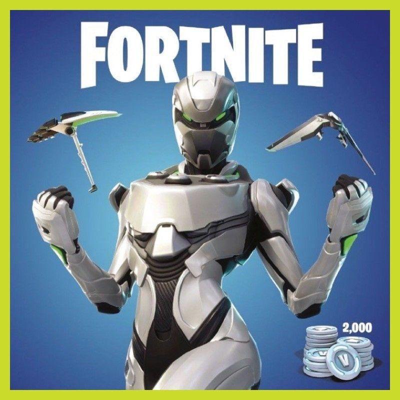 XBOX] Fortnite Eon Cosmetic Set + 2000 V-Bucks Pack Xbox One Code