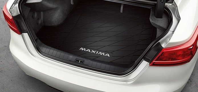 Nissan Maxima Rubber Trunk Protector 2016 2017 OEM Tray Mat In EBay Motors Parts Amp Accessories