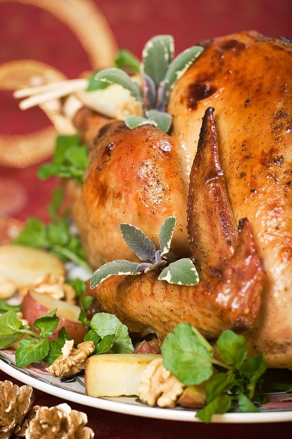 All Organic Turkey And Thanksgiving Side Dishes
