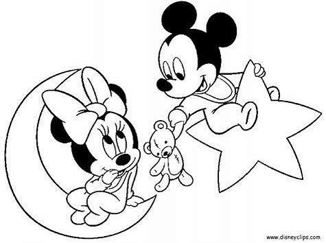 résultat d'images pour dessin disney baby  minnie mouse