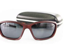 e263fede2 Športové unisex polarizované okuliare - červené | slnečné okuliare ...