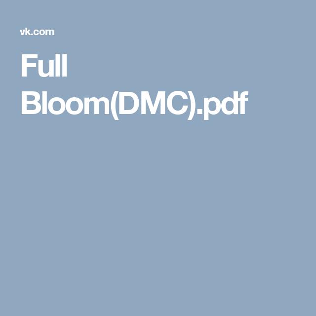 Full Bloom(DMC).pdf