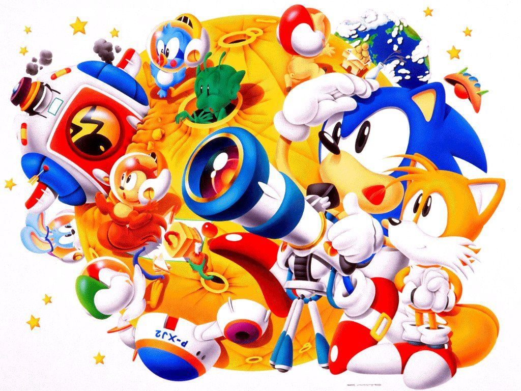 50++ Sonic screensaver ideas