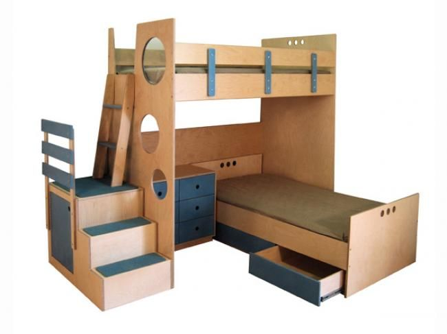 - Dumbo Bunk Bed by Roberto Gil