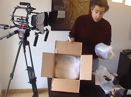 While You Are Waiting For the KineMax Camera Here is a Kineraw Mini Unboxing