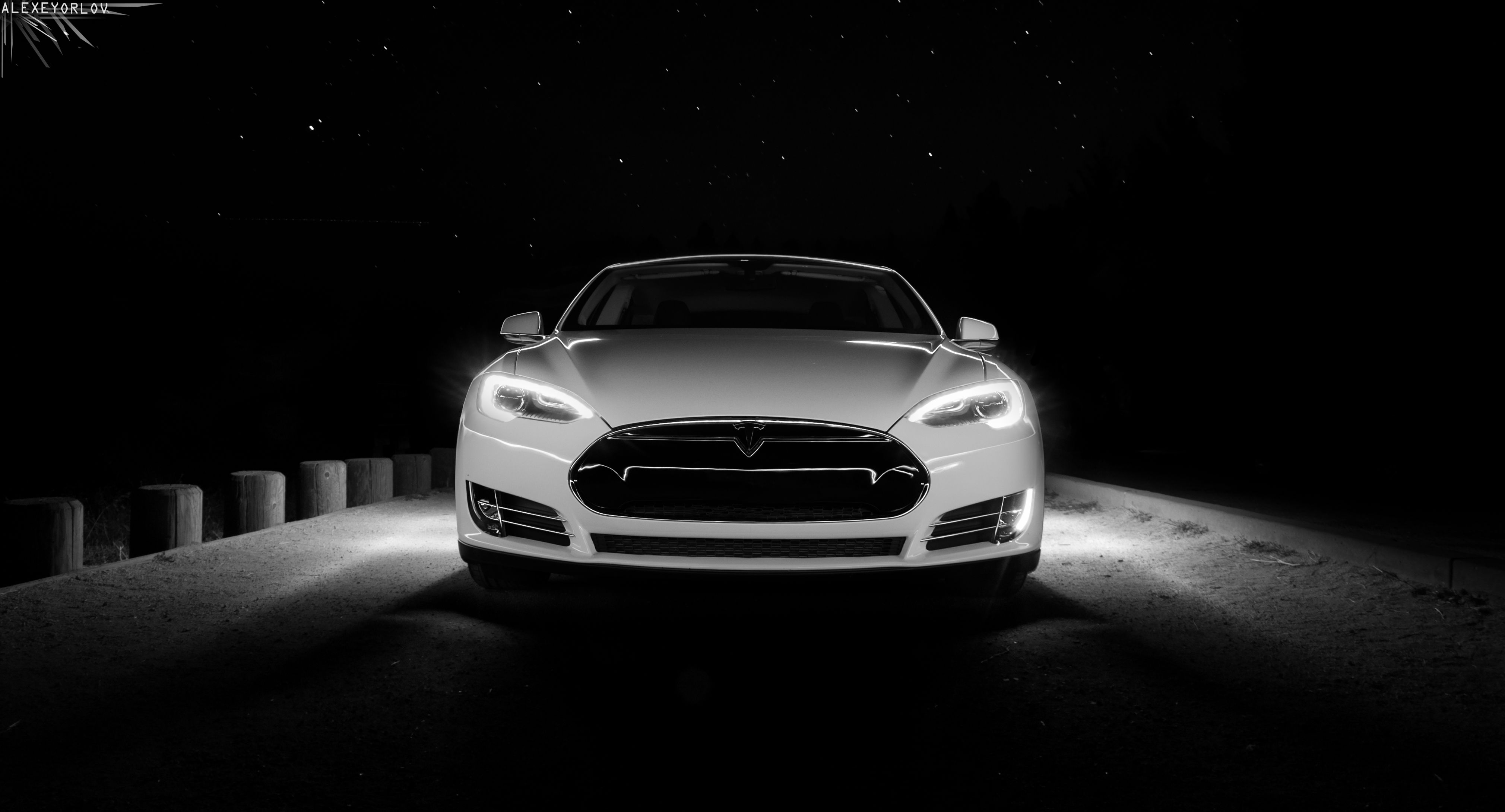 Heart Melts At The Sight Of Such Perfection Uhd Wallpaper Tesla Police Cars