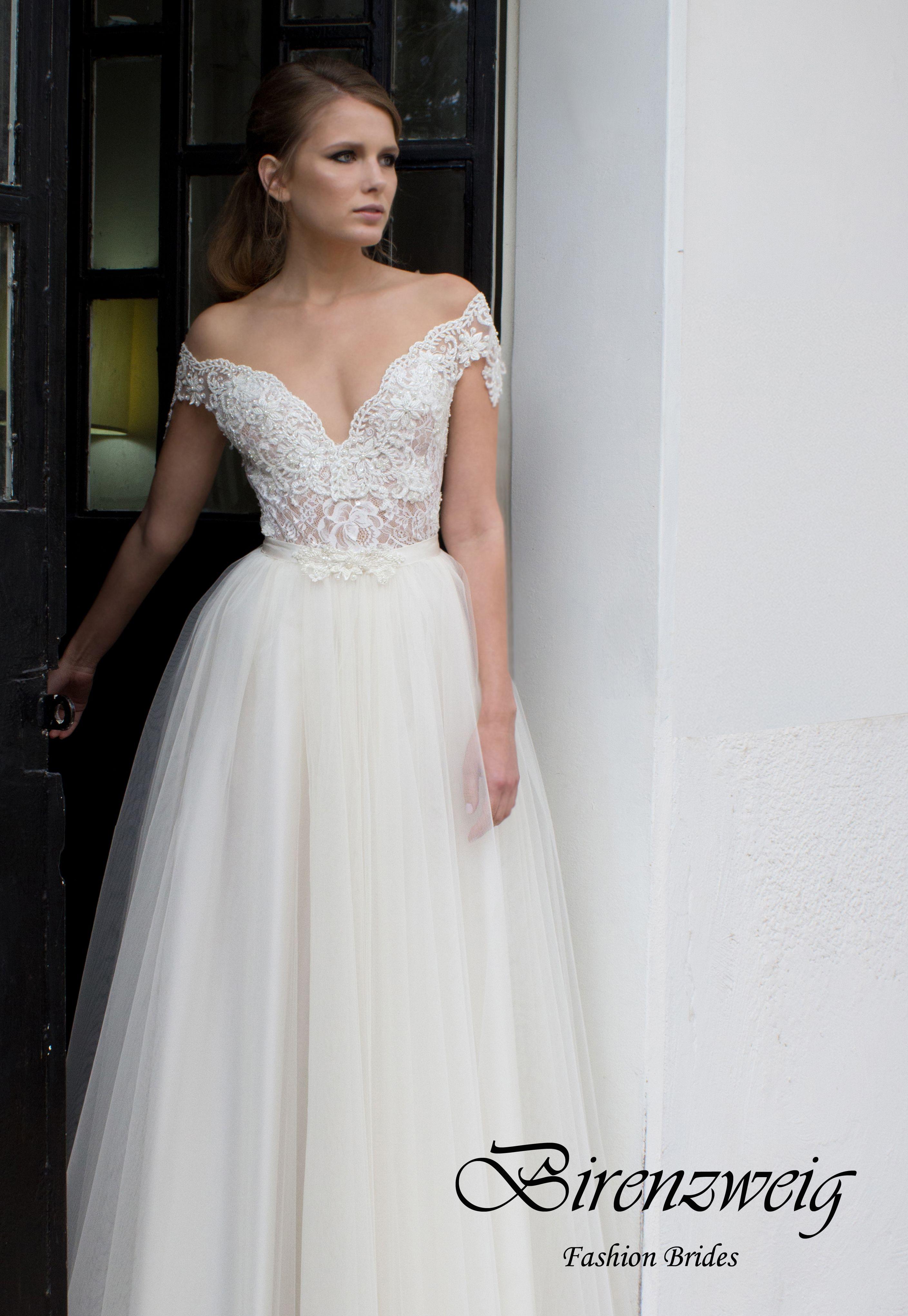 BIRENZWEIG BRIDES , Off-the-Shoulder Wedding Dresses . www ...