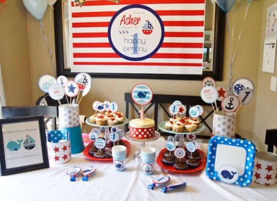 46 Popular First Birthday Party Themes Birthdays Babies and