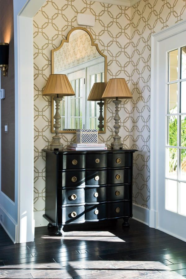 Small Foyer Ideas fabulous foyer decorating ideas | foyers, small spaces and wallpaper