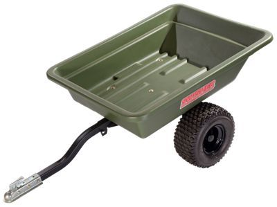 Swisher ATV and UTV Dump Cart - 20 Cubic Feet