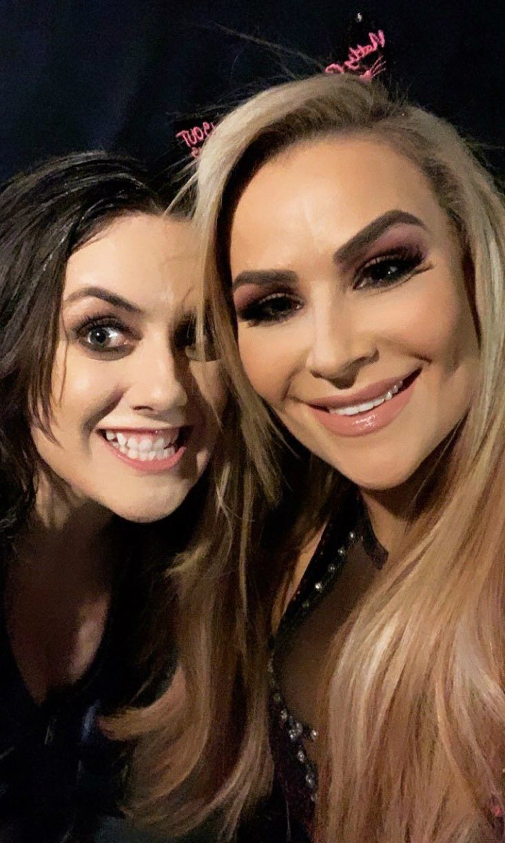 Nikki Cross & Natalya Best instagram photos, Photos of