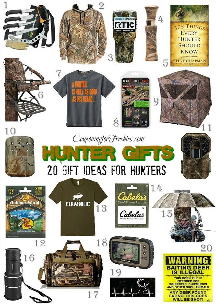 Hunter Gifts 20 Ideas On For Hunters