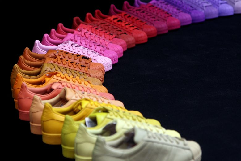 A First Look at the Pharrell Williams x adidas Originals