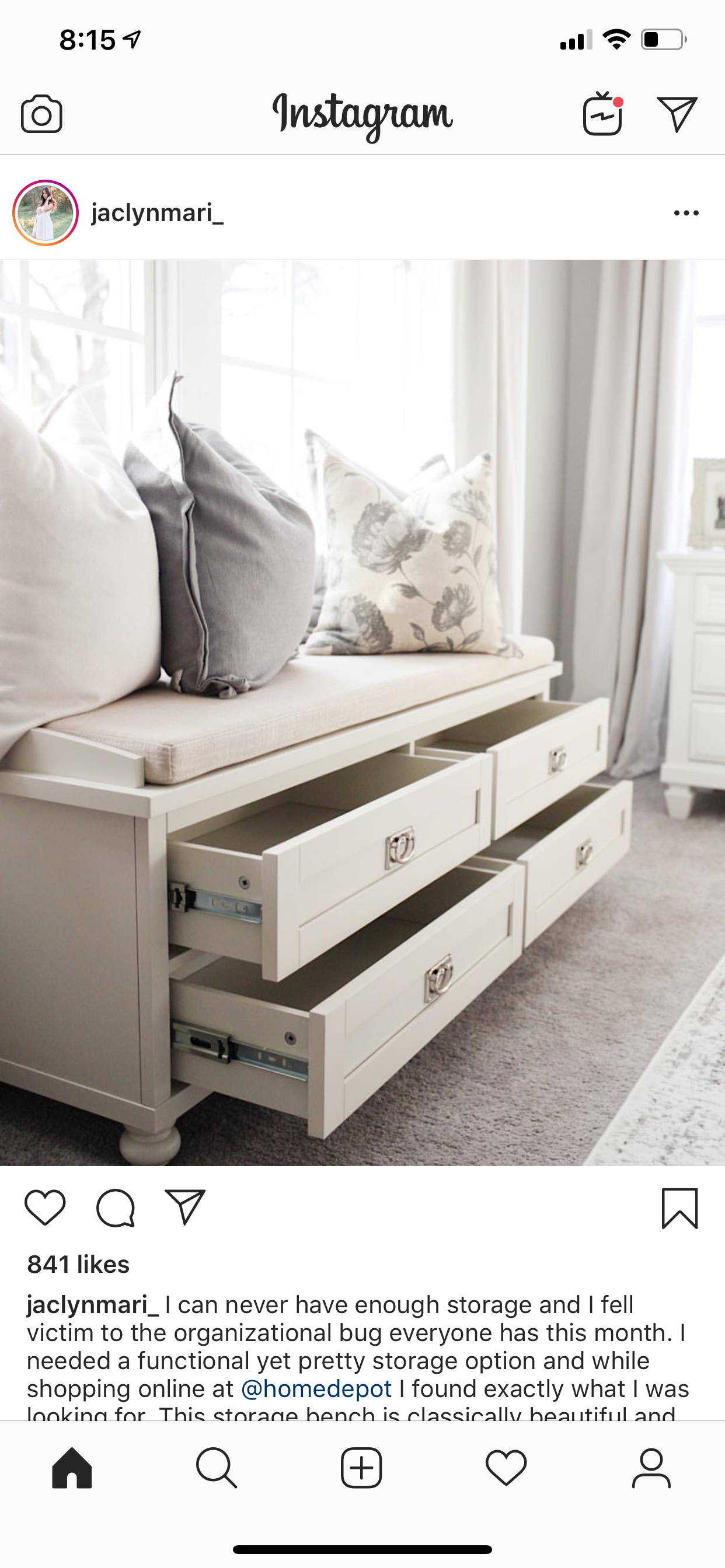 Pin by Sarah Walters on home at wickfield Pretty storage