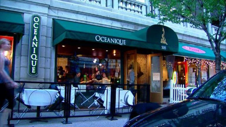 Oceanique French American Cuisine Evanston Il