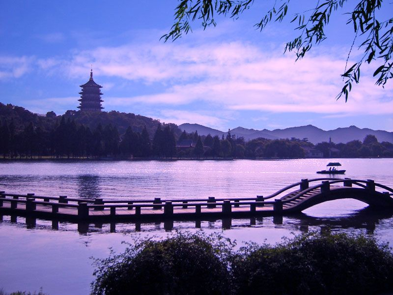 West Lake Will Forever Remain In My Heart Hangzhou West Lake