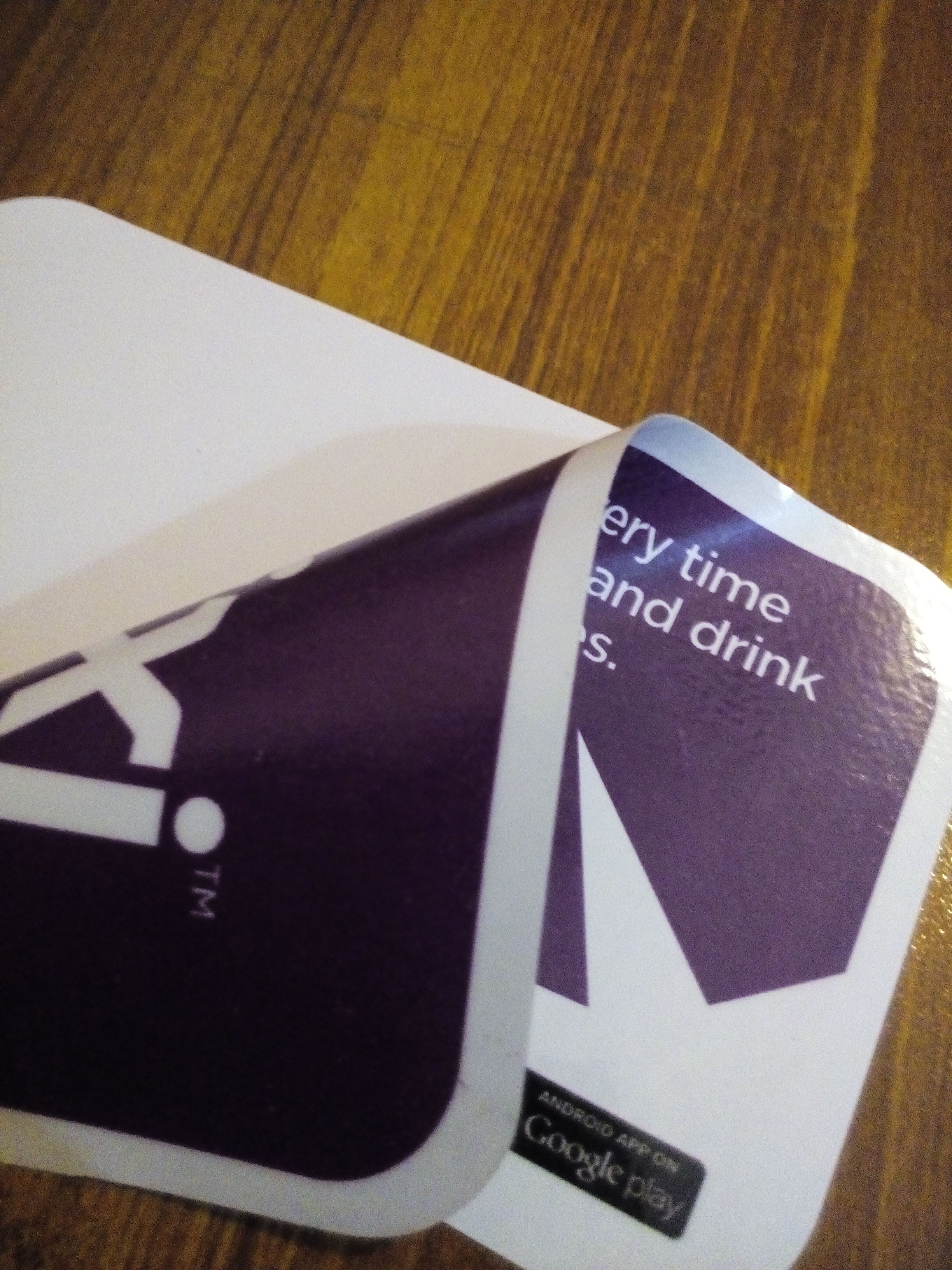 Custom Double Sided Vinyl Stickers By Sireprinting - Custom vinyl stickers nyc