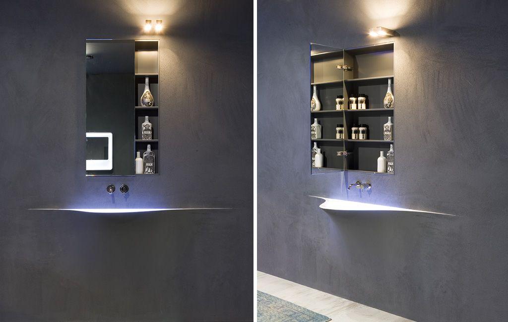 Wall Cabinets Furnishing Flesso Antonio Lupi Arredamento E