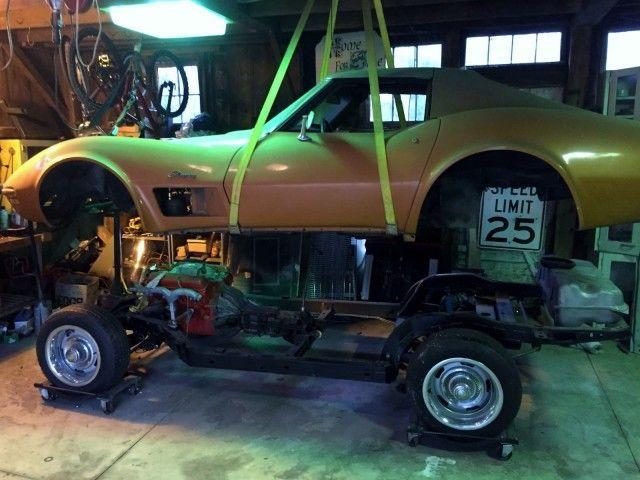 Corvetteforum Chevrolet Corvette News And Rumors Chevrolet Corvette 1969 Corvette Corvette Restoration