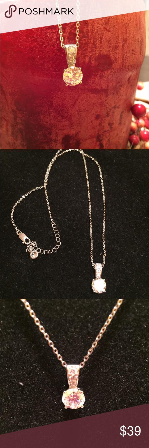& Costume diamond necklace