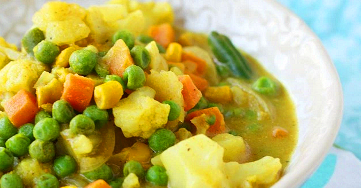 Vegan potato and vegetable coconut curry vegan indian recipes if you love trying vegan indian recipes then you will want to make this vegan potato and vegetable coconut curry super easy vegan indian food recipe forumfinder Choice Image