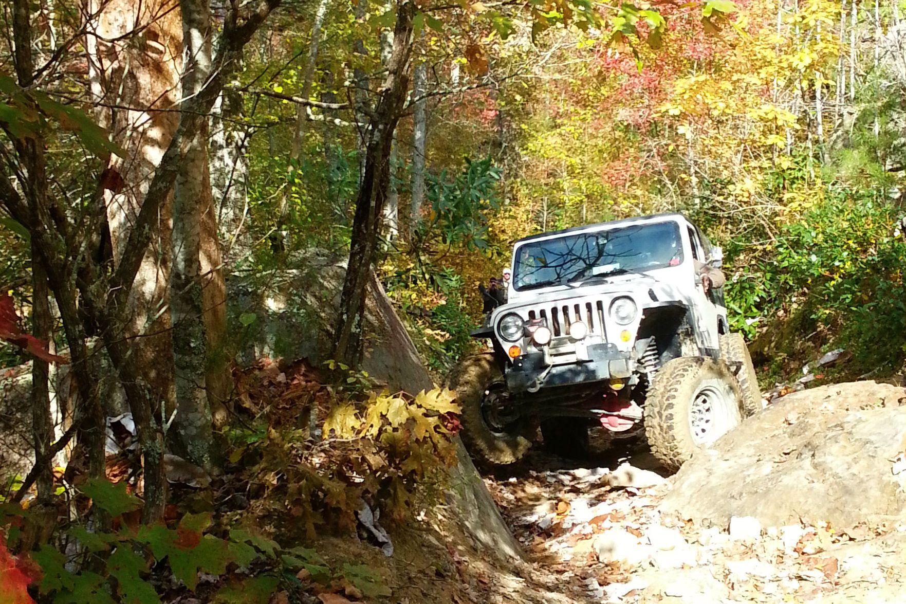 Recap 20th Annual Gateway To The Cumberlands Jeep Jamboree