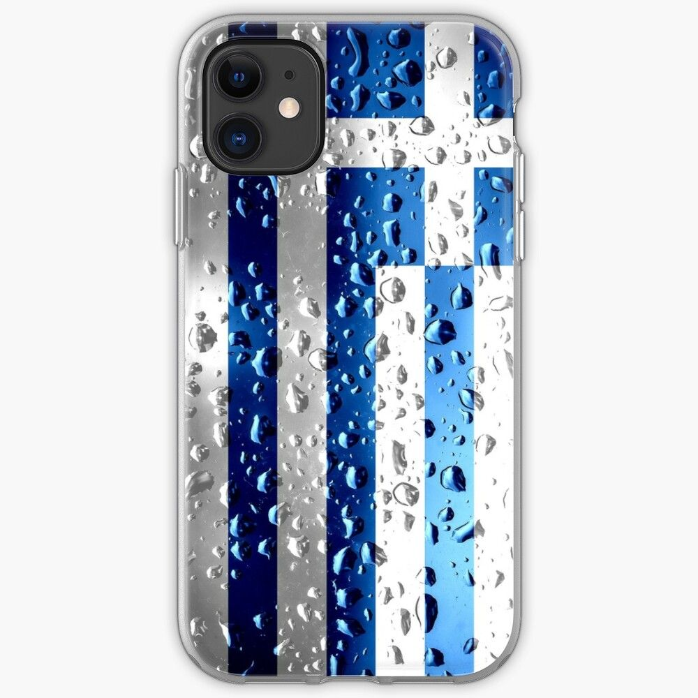Raindrops iPhone 11 case