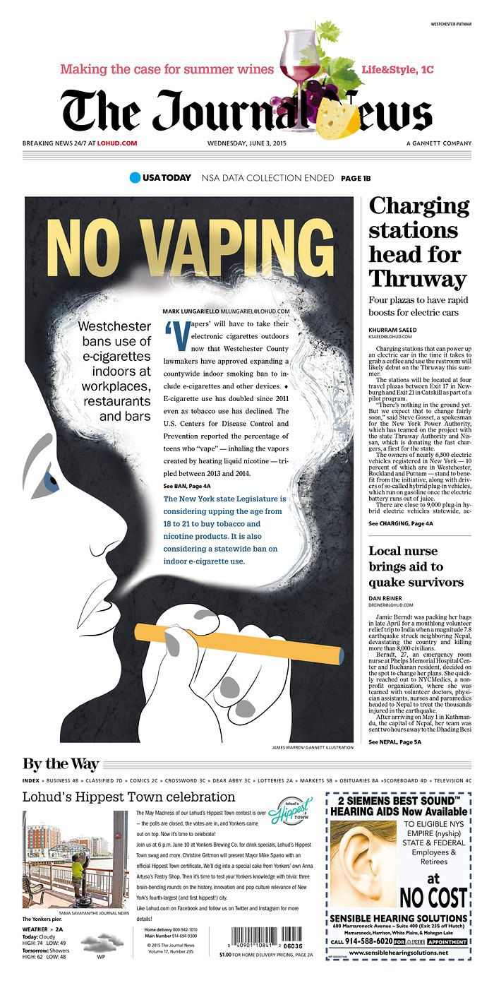 The Journal News (Westchester County, N Y ) for June 3, 2015