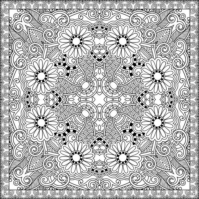 ausmalbild zendoodles zendoodle 5 kostenlos ausdrucken colouring pages in 2018 pinterest. Black Bedroom Furniture Sets. Home Design Ideas