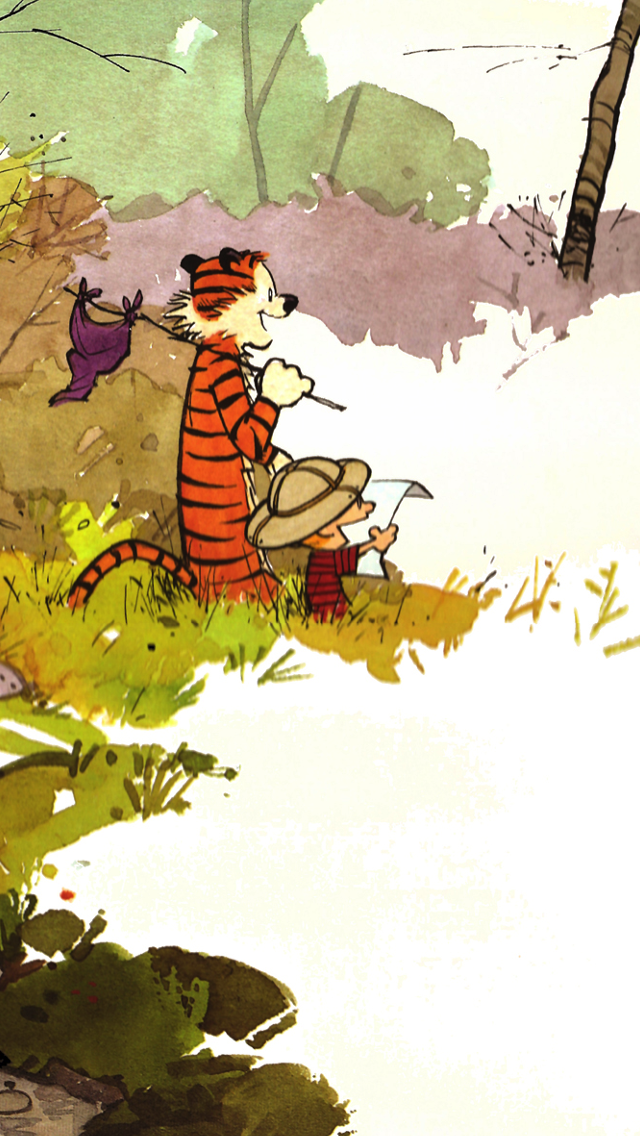 Calvin and Hobbes | Calvin and Hobbes (DA) | Pinterest | Hobbs ...