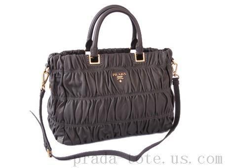 Luxury  Prada BN2076 Handbags in Grey Outlet store  c3314418a1c1b
