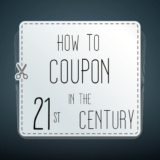 How to Coupon in the 21st Century