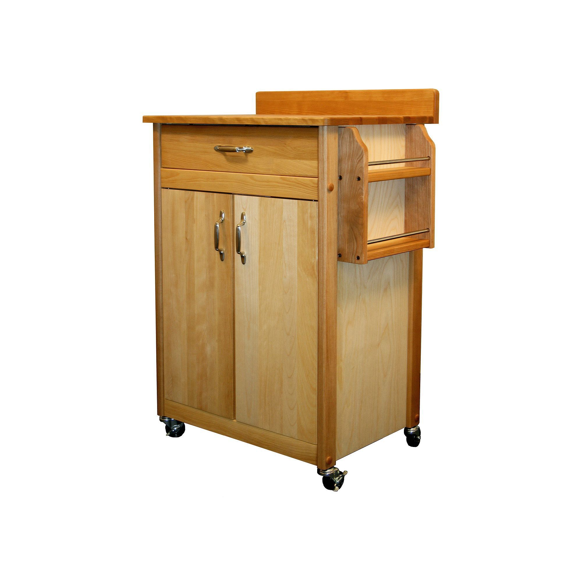 cherry kitchen carts cart with finish com johnboos htm gathering block counters butcher stain