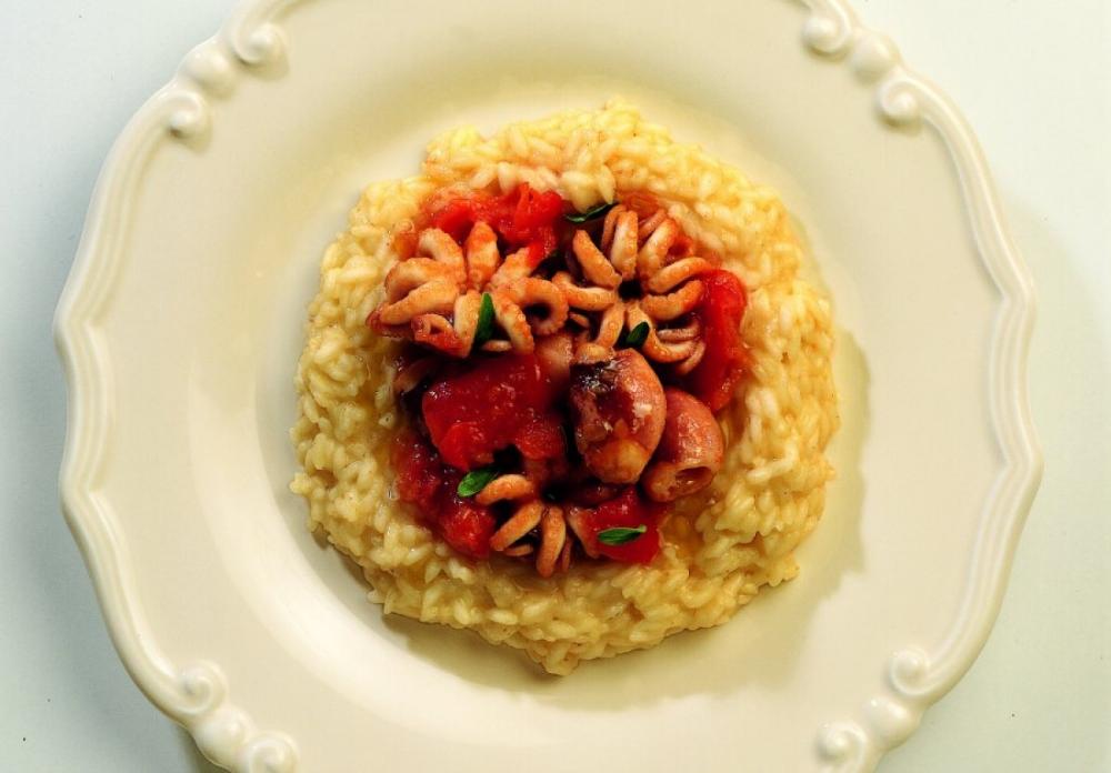 Risotto Ricetta Italiana.Pin On Italian Recipes