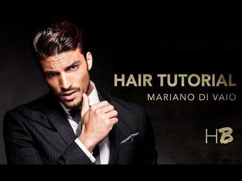 Mariano Di Vaio Hair Tutorial #NEW - YouTube