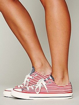 Free People - America Chucks