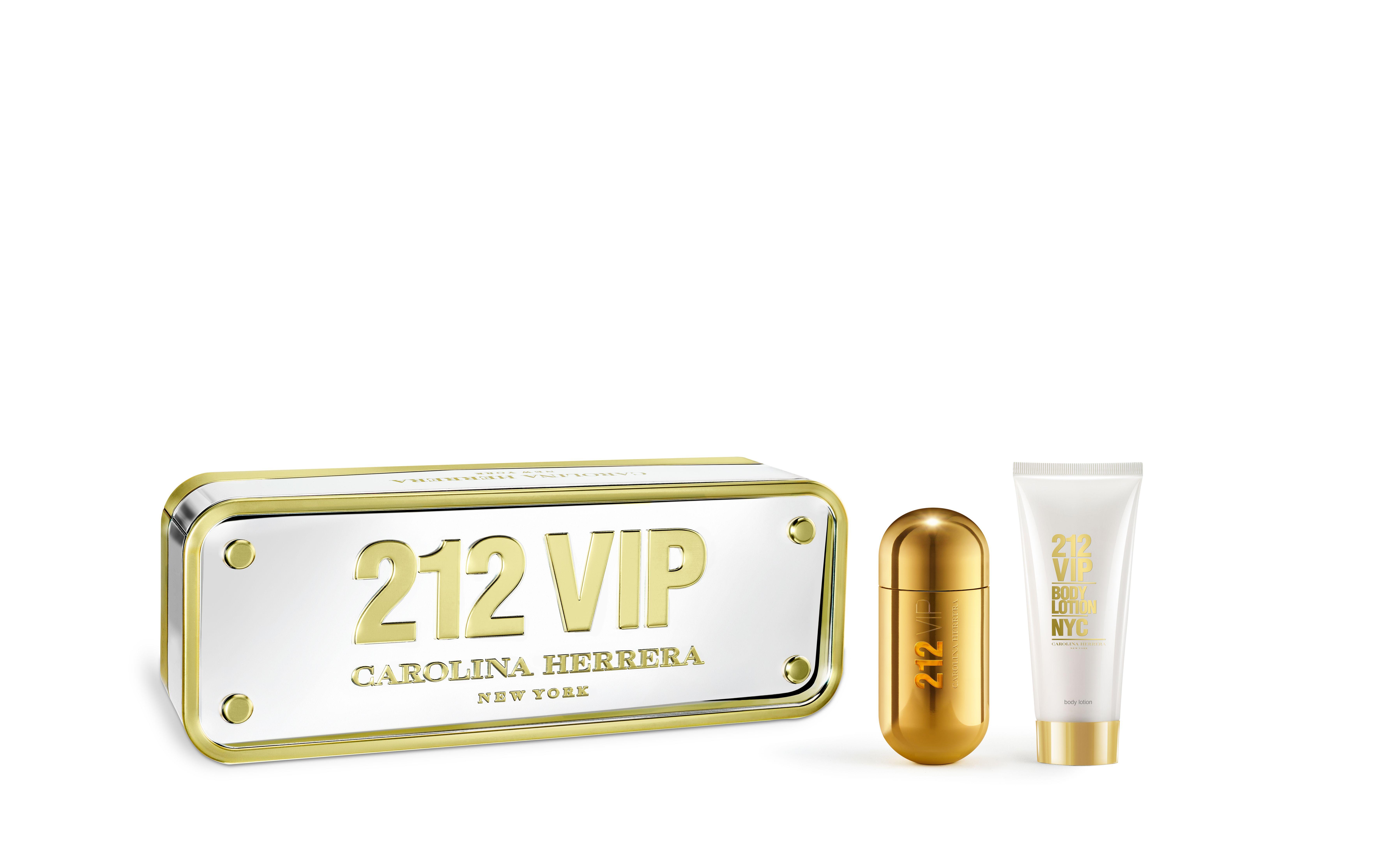 Idée Cadeau - Coffret 212 VIP CAROLINA HERRERA Ce coffret contient  - Une  Eau de Parfum 50ml - Un Lait pour le Corps 100ml Prix   155dt000  Fatales  ... 6f96c7bc1a63