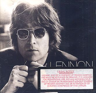 For Sale - John Lennon Lennon Legend USA Promo  CD album (CDLP) - See this and 250,000 other rare & vintage vinyl records, singles, LPs & CDs at http://eil.com