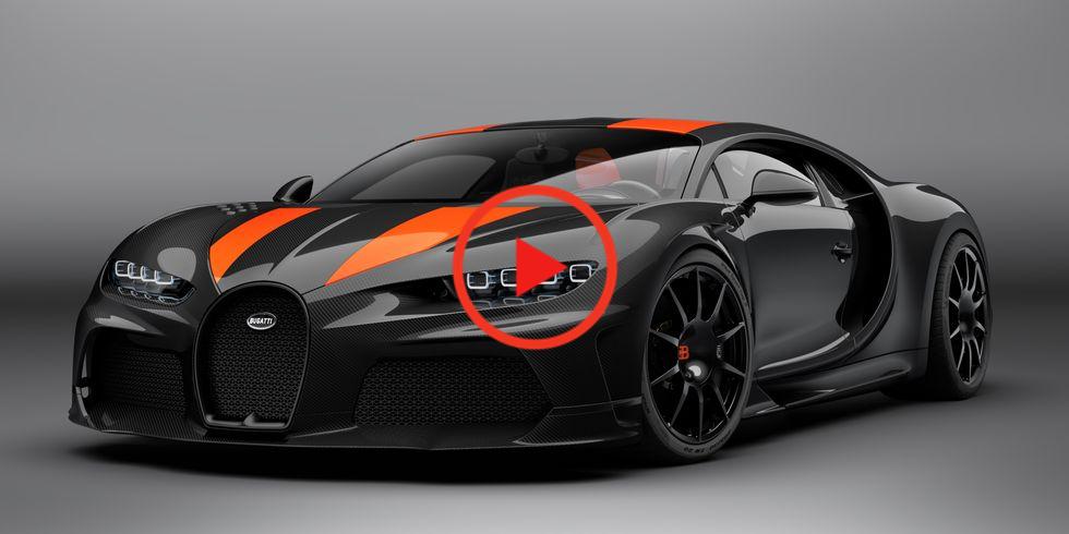 Bugatti Launches Limited Chiron Super Sport 300 World S Fastest Production Car Bugatti Chiron Bugatti Chiron Super Sport 300 Bugatti