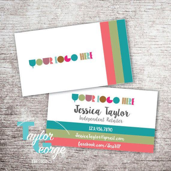 Custom Business Card Custom Card Kids Clothing Retailer Etsy In 2021 Marketing Business Card Custom Business Cards Fashion Business Cards